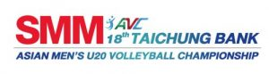 SMM 18TH TAICHUNG BANK ASIAN MEN'S U20 VOLLEYBALL CHAMPIONSHIP