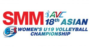 18TH EST COLA ASIAN WOMEN U19 VOLLEYBALL CHAMPIONSHIP