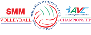 SMM 2016 ASIAN WOMEN'S CLUB VOLLEYBALL CHAMPIONSHIP